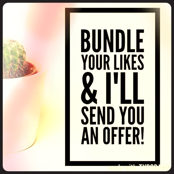Other - Send me your offer 😉